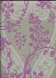Layla Wallpaper 301-66907 Pandora By Kenneth James For Options